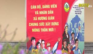 Người dân gửi gắm niềm tin vào BCH Đảng bộ tỉnh khóa XIX