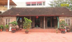 Nếp nhà cổ - Nơi lưu giữ tuyền thống