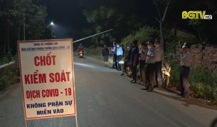 Nhanh chóng khoanh vùng, truy vết ổ dịch ở Việt Yên