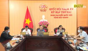 Quốc hội thảo luận về chính sách đặc thù phát triển cho 4 tỉnh, thành phố