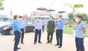 Quyết tâm dập xong ổ dịch Việt Yên trong tháng 10