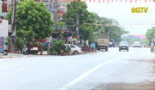 Tân Yên tháo gỡ khó khăn trong GPMB để hoàn thành công trình Quốc lộ 17