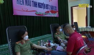 Tân Yên tổ chức ngày hội hiến máu tình nguyện đợt 2 năm 2021