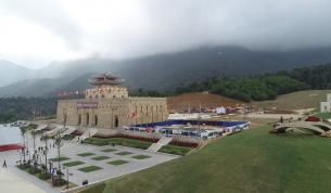 Tây Yên Tử miền đất thiêng: Tập 1 -  Con đường hoằng dương Phật pháp