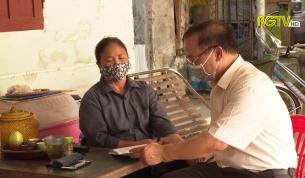 Thành phố Bắc Giang nhanh chóng chi trả hỗ trợ cho các đối tượng bị ảnh hưởng bởi dịch
