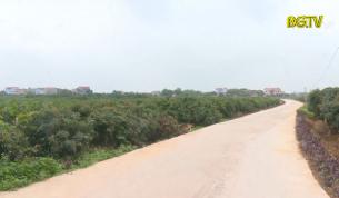 Tiếp tục tháo gỡ khó khăn đẩy nhanh tiến độ xây dựng nông thôn mới