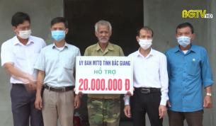 Tỉnh Bắc Giang: Chung tay vì người nghèo - Không để ai bị bỏ lại phía sau