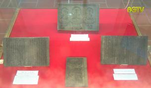 Triển lãm Mộc bản chùa Bổ Đà