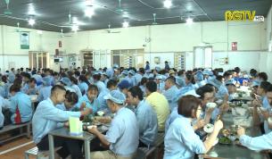 Truyền hình Công đoàn: Vai trò công đoàn trong giám sát bữa ăn ca